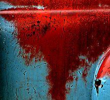Bleeding Through by Louise Robert