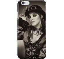 Steampunk in Sepia iPhone Case/Skin