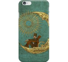 Moon Travel iPhone Case/Skin