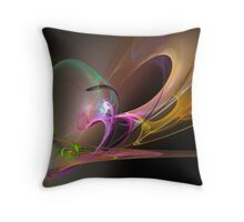In dreamland Throw Pillow