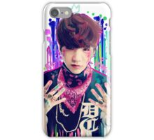 Suga Splat  iPhone Case/Skin