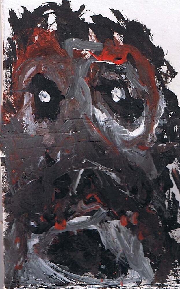 Muglomou (Ghost of mud) by LordMasque