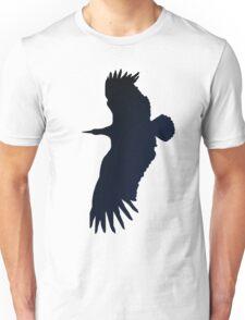 Big Dark Bird  Unisex T-Shirt