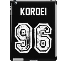 Kordei'96 (B) iPad Case/Skin