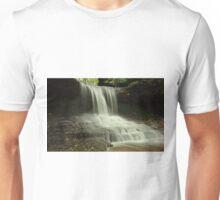 the Cascades of Glen Helen Unisex T-Shirt
