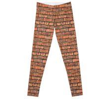 Bricked - Brick Textured Leggings
