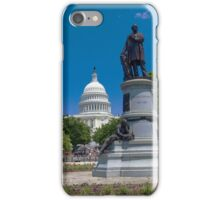James A. Garfield Monument iPhone Case/Skin