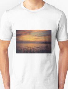 Moody Sunset Unisex T-Shirt
