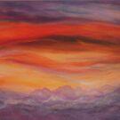 Tragic sky. by Marilia Martin