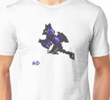 8 Bit Microraptor Unisex T-Shirt