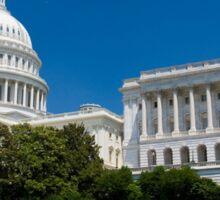 U.S. Capitol Building Sticker