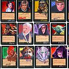 Altered Cards: Star Wars by kenmeyerjr