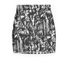 Inane Boxing Pencil Skirt
