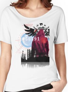 City Life Women's Relaxed Fit T-Shirt