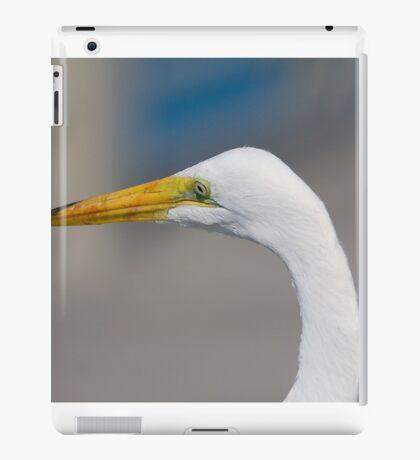 intense stare iPad Case/Skin
