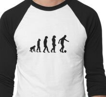EVOLUTION SOCCER Men's Baseball ¾ T-Shirt