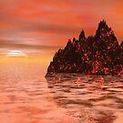 Red Sea. by Godwin Jacob D'Souza