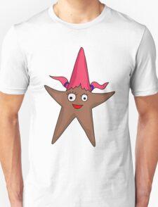 Feecal the little chocolate starfish Unisex T-Shirt