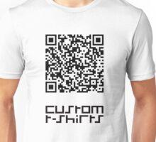 299 My QR Code T-Shirt Unisex T-Shirt