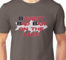 Biggest Bad Bass on the Lake Unisex T-Shirt