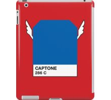 CAPTONE iPad Case/Skin