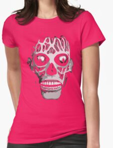 They Live Womens Fitted T-Shirt
