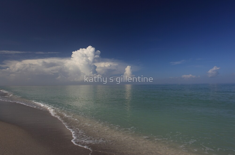 storm on the horizon by kathy s gillentine