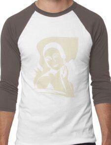 prima ballerina Men's Baseball ¾ T-Shirt