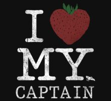 I Love My Captain One Piece - Short Sleeve