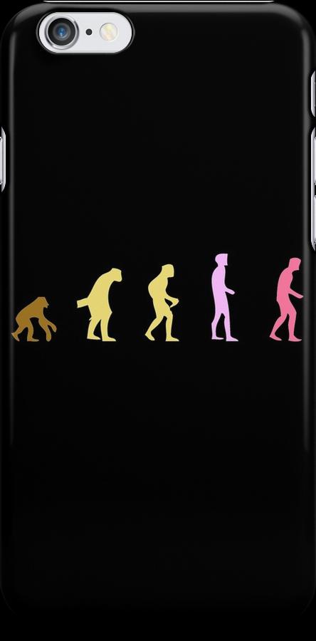 EVOLUTION IN MAN by SofiaYoushi