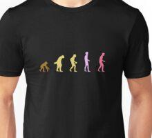 EVOLUTION IN MAN Unisex T-Shirt