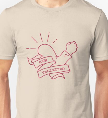 Arm Collector Unisex T-Shirt