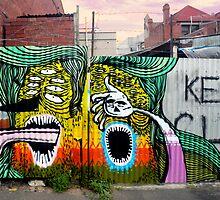 Gateway Monster! by Roz McQuillan