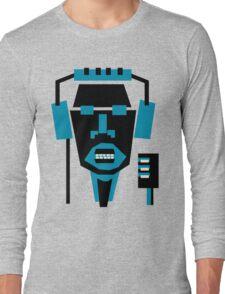 singer face  Long Sleeve T-Shirt