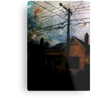 Home Invasion Metal Print