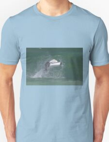 Flying Spotted eagle ray Unisex T-Shirt