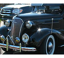 """""""Classic Black""""... prints and products Photographic Print"""