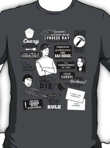 Horrible Quotes T-Shirt