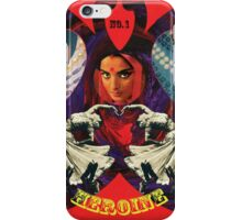 Heroine iPhone Case/Skin