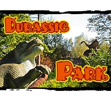 Durassic Park: Before Darwin's Origin of the Species... by DonDavisUK