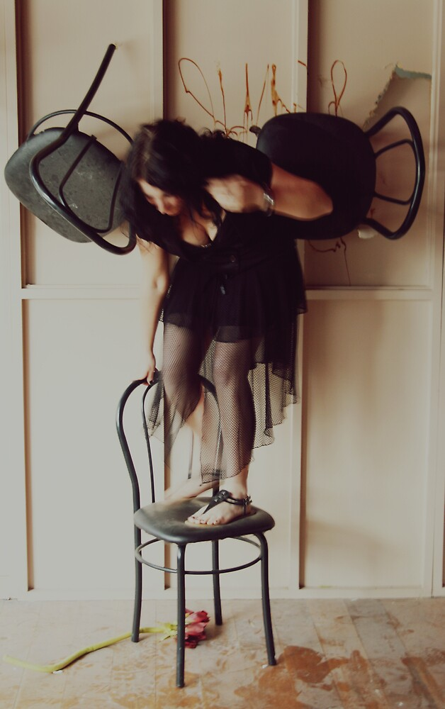 Climbing Chairs by Katie Young