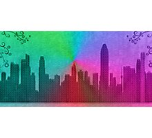 funky town Photographic Print