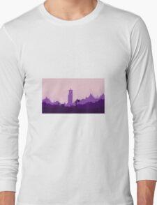 Lavander town... Long Sleeve T-Shirt