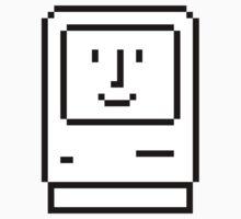Happy Mac! One Piece - Short Sleeve