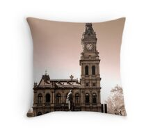 Former Post Office, Bendigo Throw Pillow