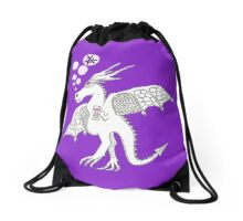 festival dragon  Drawstring Bag