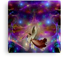 Angelic Sojourn Canvas Print