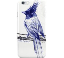 Asian Paradise Flycatcher iPhone Case/Skin