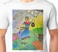Colour Blown Unisex T-Shirt