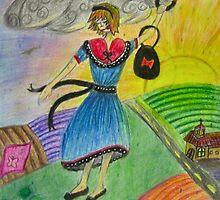 Colour Blown by Sarah-Cherrie